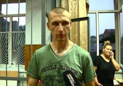 Жовтневый суд Днепропетровска: герой на скамье подсудимых