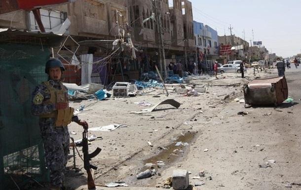 В результате теракта в Ираке погибли 10 человек
