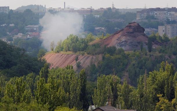 В Донецке снаряд попал в колонию: погиб заключенный, 106 сбежали