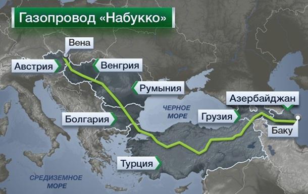 Иран готов поставлять газ в Европу