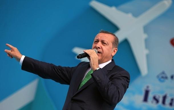 Новым президентом Турции стал Реджеп Эрдоган