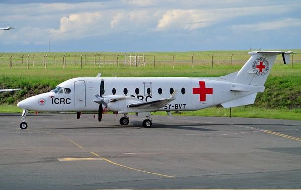 Красный Крест за неделю оценит потребность в гуманитарной помощи для зоны АТО