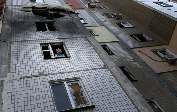 Огонь по жилым районам Донецка ведут сепаратисты, а не украинские силовики - штаб АТО