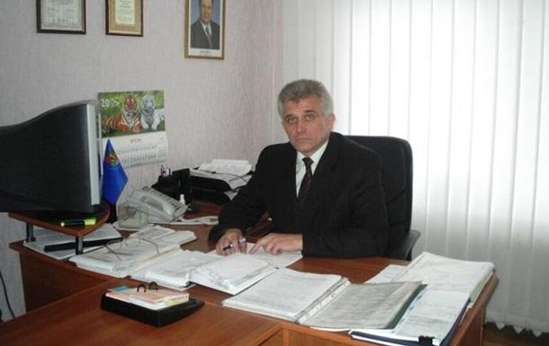 Мэра Лутугино Луганской области задержали по подозрению в сепаратизме