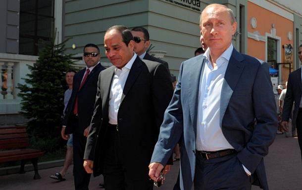 Россия и Египет могут создать зону свободной торговли