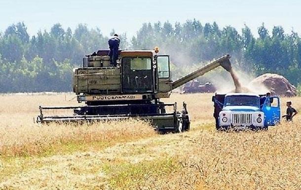 В украинском аграрном секторе намечается 10% спад производства