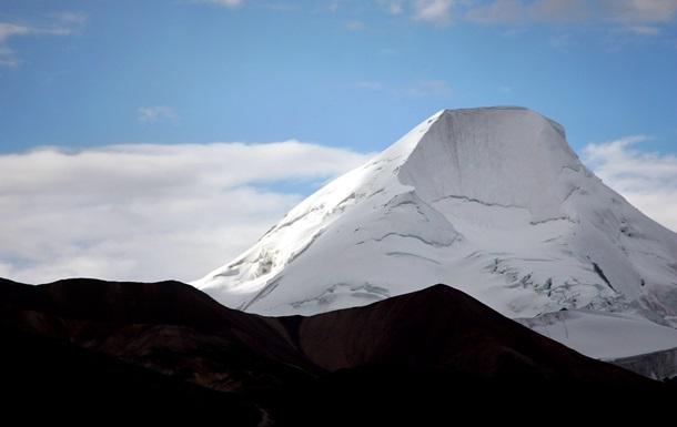 Тибетские ледники достигли максимальной температуры за две тысячи лет