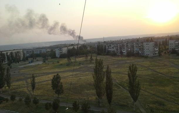 При обстреле Зугрэса погибли 15 человек