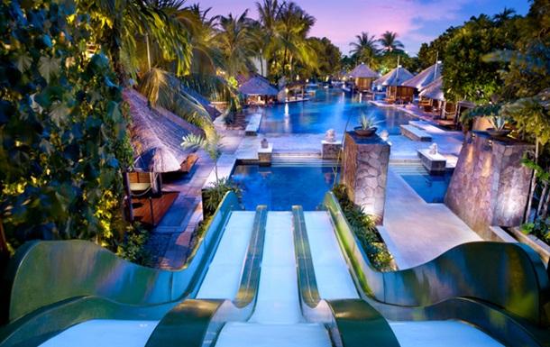 Зрелищно и весело. Десять лучших отелей с аквапарками