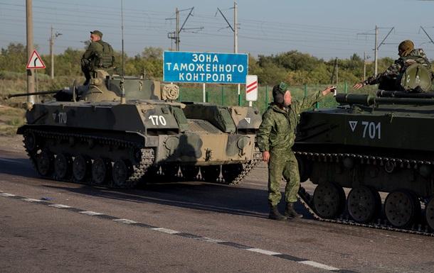 Глава МИД Литвы: Из России в Украину въехали 70 единиц военной техники