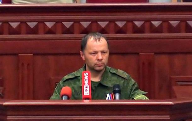 Новый министр обороны ДНР