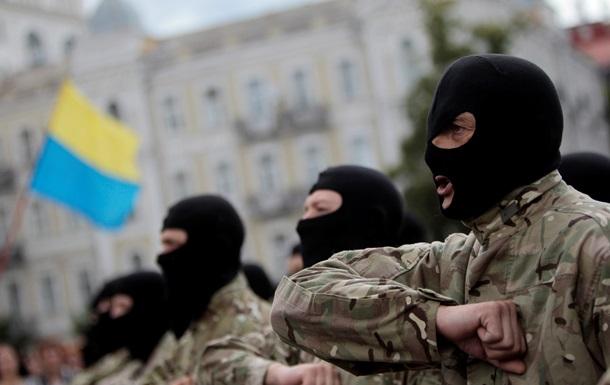 Британские СМИ назвали батальон Азов неонацистами