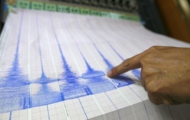 В России произошли три землетрясения за день