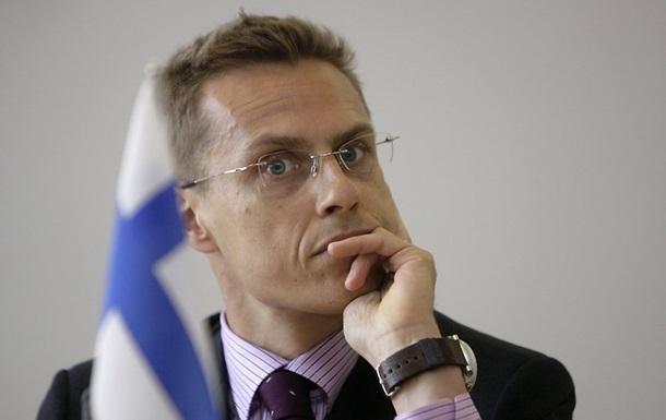 Евросоюз и НАТО не окажут Украине военную помощь – премьер Финляндии