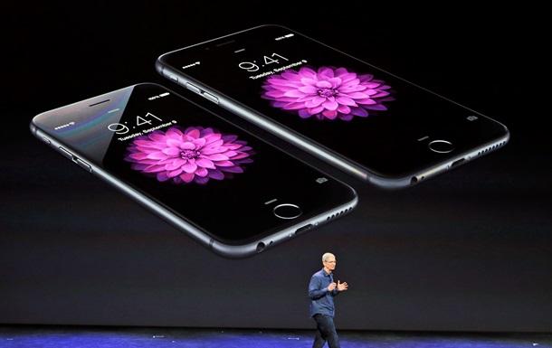 Презентация Apple iPhone 6 онлайн трансляция