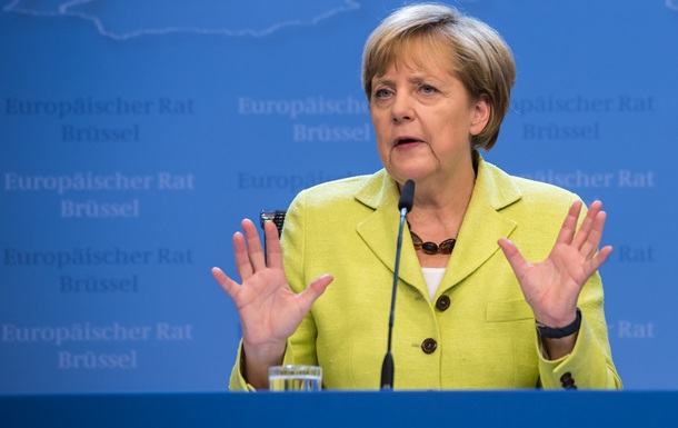 Меркель может приехать в Киев 23 августа