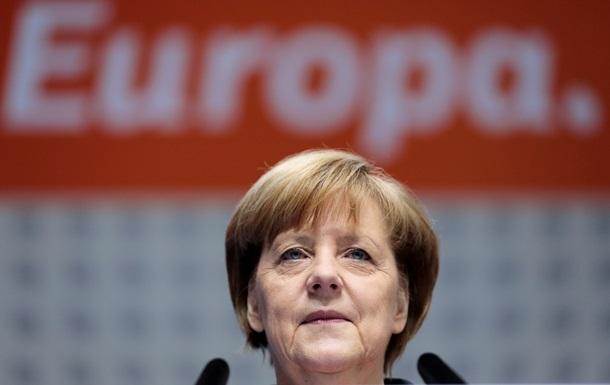 Меркель в Латвии: Не ждите базы НАТО и денег Брюсселя