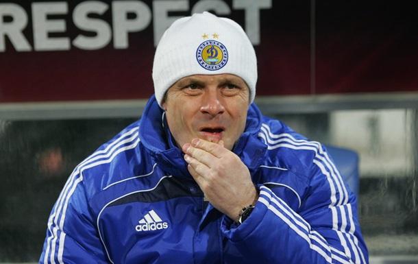 Олег Лужный: Мы понимали друг друга с полувзгляда