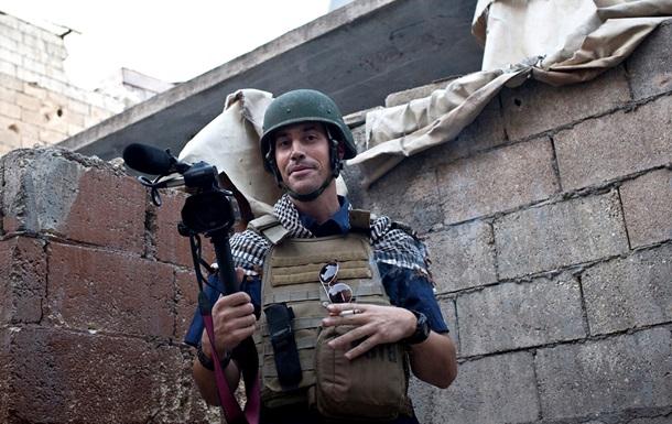 США подтвердили, что исламисты обезглавили репортера