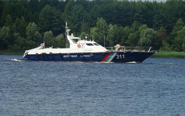 Российские катера проводят разведку в Азовском море - СНБО