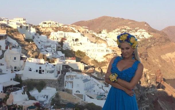 Катерина Бужинська навчає європейців українських пісень