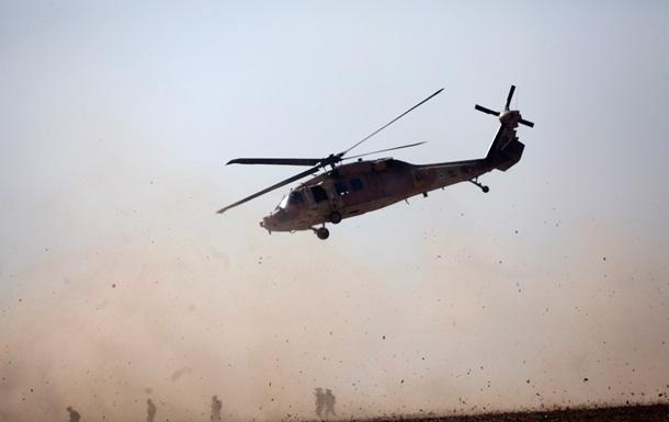 В Гватемале при крушении вертолета погиб начальник штаба Вооруженных сил