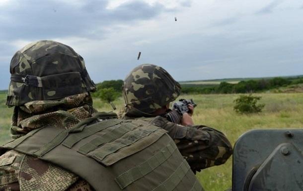 За минувшие сутки в зоне АТО погибли пятеро  военнослужащих