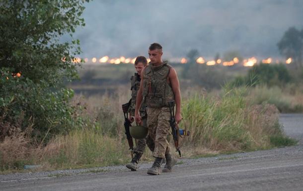 В боях за Иловайск погибли 16 силовиков – советник главы МВД