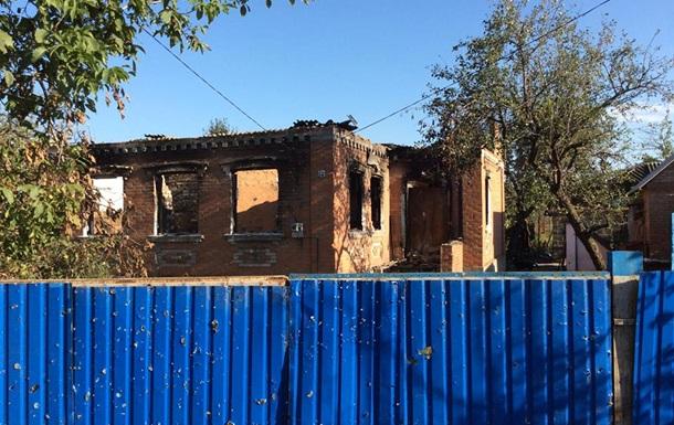 В Славянске более 200 частных домов не подлежат восстановлению – Геращенко