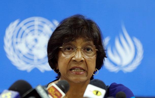 Комиссар ООН упрекнула Совбез в безответственности