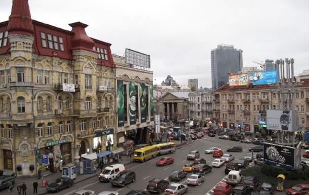 Вечером в Киеве частично перекроют движение