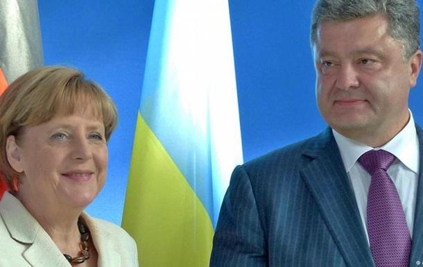 Деликатный визит: с чем Меркель летит в Киев? - Немецкая волна