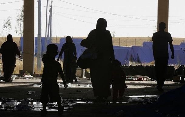 Почти полтора миллиона жителей Ирака ударились в бега