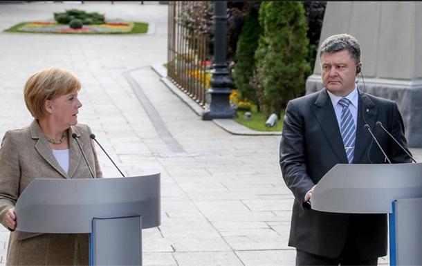 Германия не рассматривает новые санкции против РФ из-за Украины