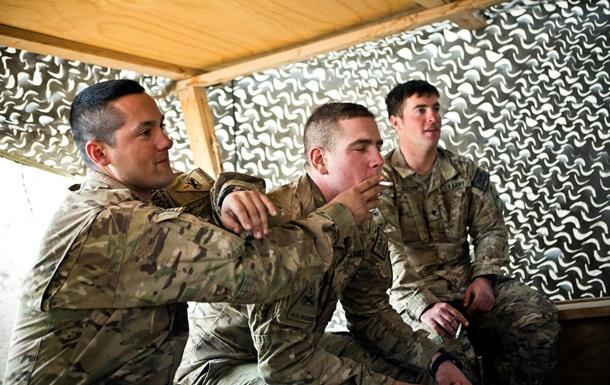 Пентагон тратит $1,6 млрд в год на курящих военнослужащих