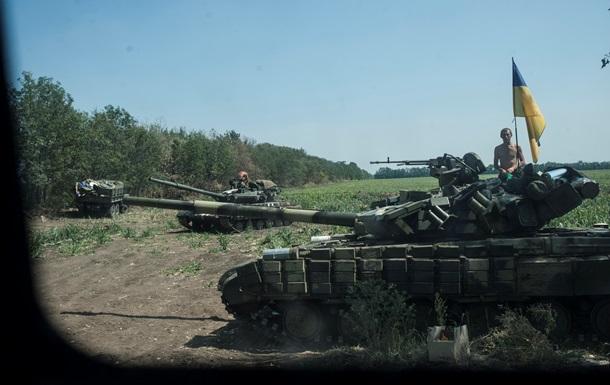 Бои за Иловайск - новости