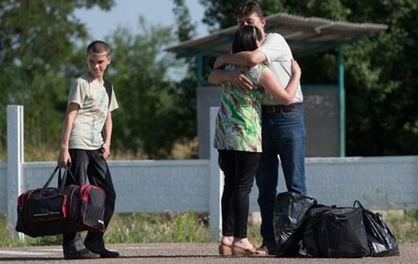 Автобусное сообщение с Донецком практически остановлено