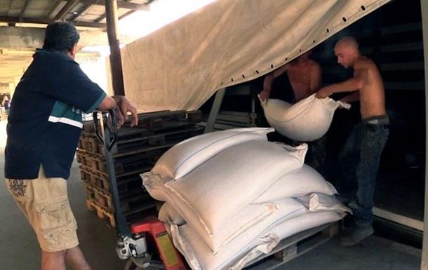В ЛНР сообщают о начале выдачи гуманитарной помощи РФ жителям Луганска