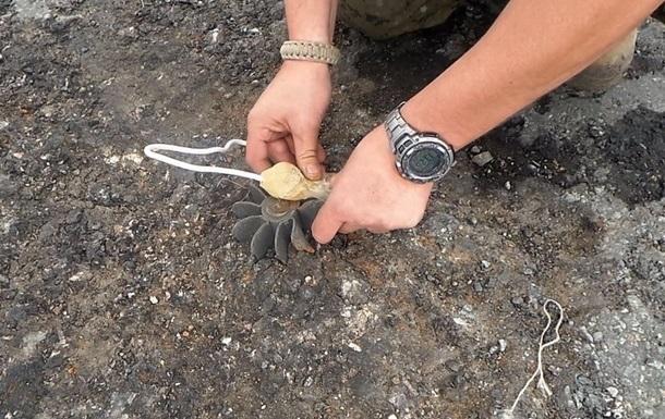 В Славянске спасатели нашли в детсаду 32 артснаряда