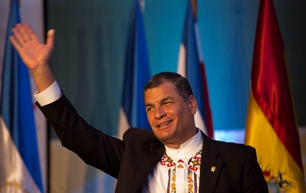 В Эквадоре осуждены полицейские, пытавшиеся убить президента страны