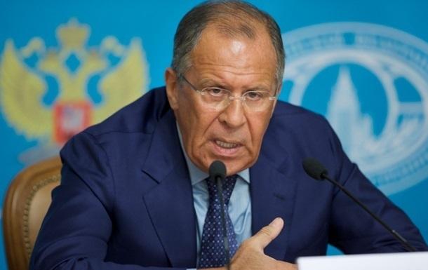 Россия не заинтересована в нагнетании санкционной спирали - Лавров