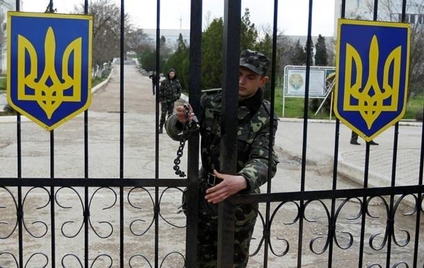 Призыв в армию Украины