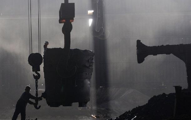 Донецкий металлургический завод остановил работу