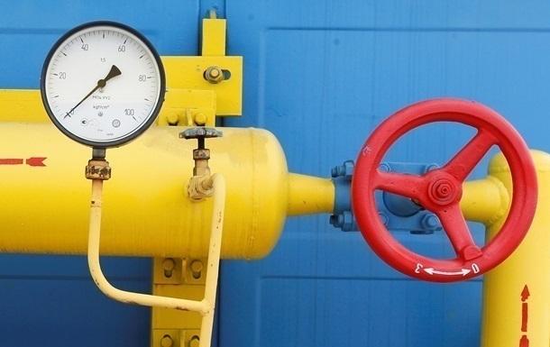 Завершена тестовая прокачка газа из Словакии в Украину