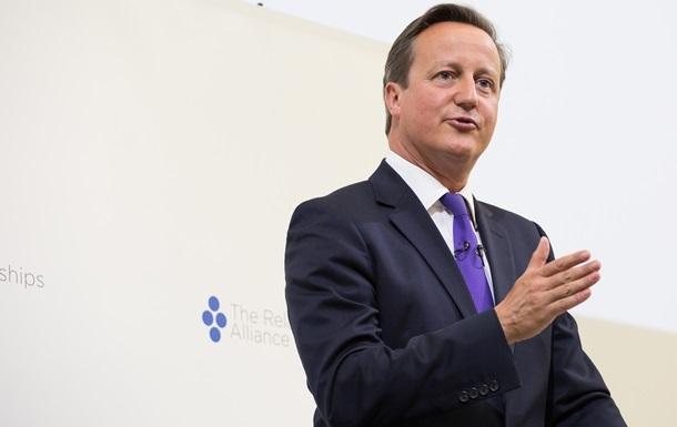 Премьер Великобритании заявил о присутствии российских военных в Украине