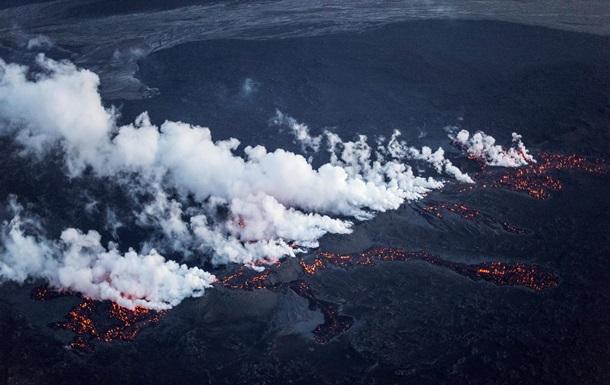 В Исландии вулкан Бардарбунга вновь активизировался