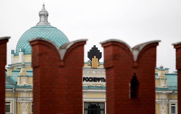 Роснефть оценила свой ущерб в Украине в $140 миллионов