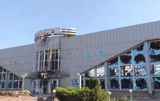 Совбез признал сдачу Луганского аэропорта