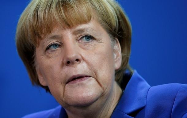 Меркель поддержала усиление санкций против России