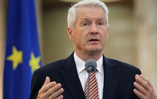 Генсек Совета Европы посетит Киев 2 сентября